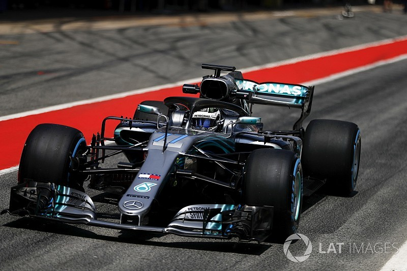 Bottas quickest as Barcelona F1 test ends