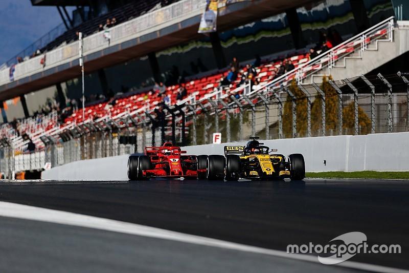 Ferrari'nin motor performansı Renault'yu endişelendiriyor