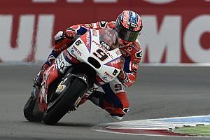 MotoGP News Danilo Petrucci wütend auf Nachzügler bei MotoGP 2017 in Assen