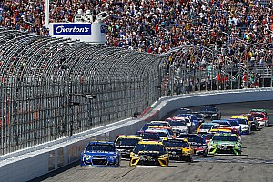 NASCAR Cup Breaking news NHMS to apply TrackBite for NASCAR event this weekend