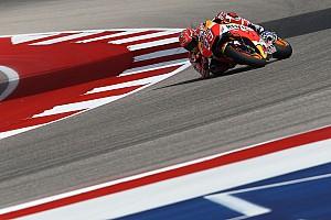 MotoGP Reporte de pruebas Márquez se defiende en 'casa'