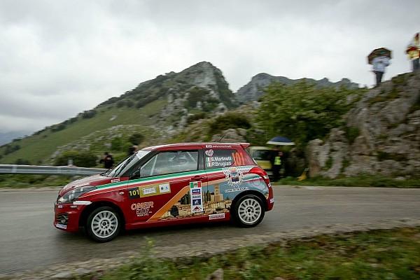 Suzuki Rally Trophy e la
