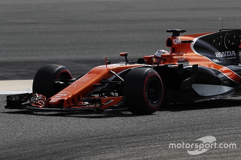 Bildergalerie: Formel-1-Test 2017 in Bahrain, Tag 2