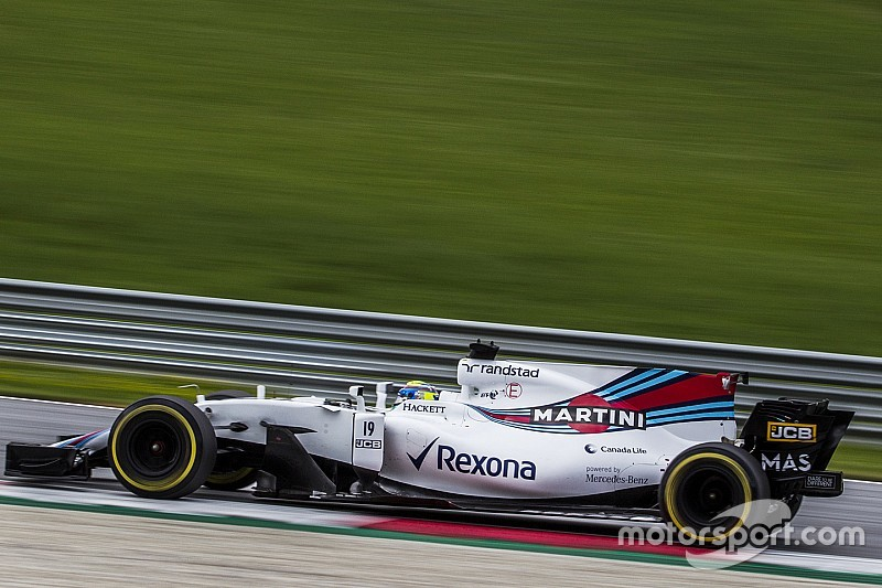 Williams sorprendido por obtener dobles puntos en Austria