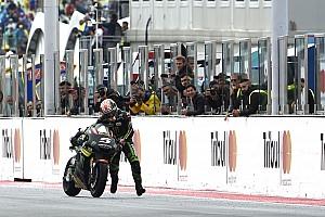 MotoGP Breaking news GALERI: Aksi heroik Zarco di Misano