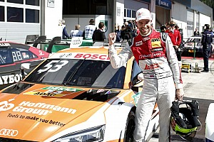 DTM Motorsport.com hírek DTM: ismét Green a pole-ban