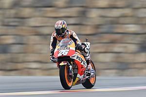 MotoGP Practice report FP2 MotoGP Aragon: Pedrosa ungguli Lorenzo, Rossi ke-20