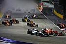 Grand Prix de Singapour : ce qu'ont dit les pilotes