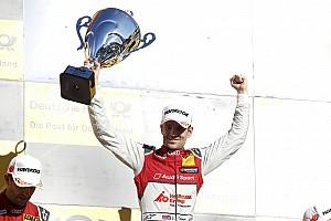DTM Reporte de la carrera Victoria amarga de Jamie Green en Hockenheim