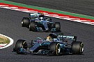A Mercedes büszke a briliáns Hamiltonra és a visszatérő Bottasra