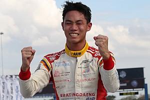 Formula 4 SEA Race report F4/SEA Buriram: Presley akhiri pekan dengan kemenangan keempat di Race 7