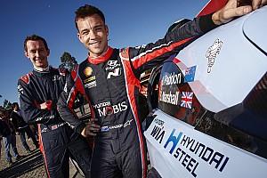WRC Actualités Un Paddon requinqué ce week-end au Rallye du Rouergue