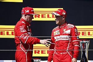 Formel 1 News Sebastian Vettel: Keine Teamorder bei Ferrari in der Formel 1