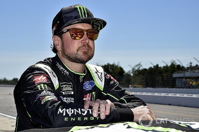 Daytona 500 winner Kurt Busch may be out at Stewart-Haas Racing