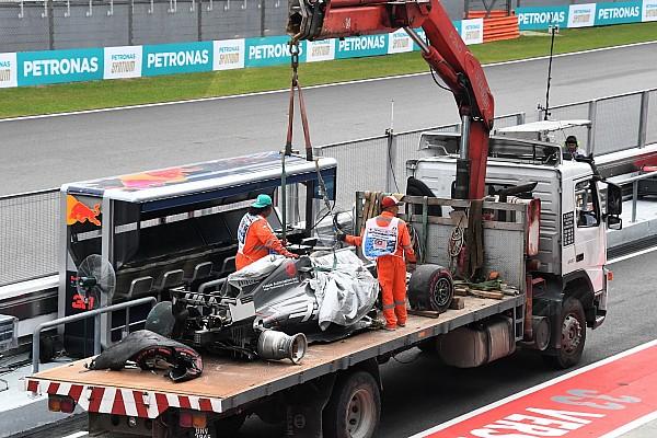 Haas bicarakan kompensasi ganti rugi dengan panitia GP Malaysia
