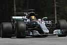 【F1】ハミルトン、ギヤボックス交換のためグリッド降格ペナルティへ