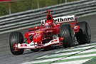 Formula 1 Le mitiche Ferrari di F.1: F2003-GA la Rossa dedicata a Gianni Agnelli