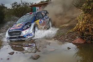 WRC Actualités Les deux premières spéciales du jour annulées