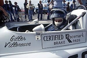 Формула 1 Ностальгія Найперший курс водіння для Жиля Вільньова