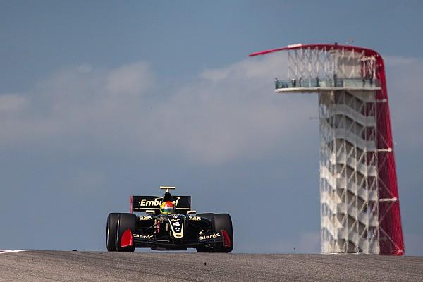 Fórmula V8 3.5 Últimas notícias Coluna do Pietro Fittipaldi: Freio complica busca por título