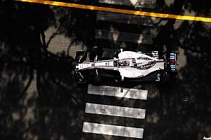 Формула 1 Новость Видео: авария Стролла во второй тренировке
