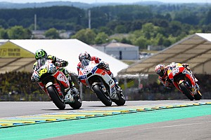 MotoGP Breaking news Crutchlow: Pedrosa akan jatuh jika saya menabraknya