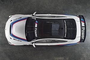 GT News Bildergalerie: BMW präsentiert M4 GT4 bei 24h Nürburgring 2017