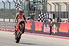MotoGP Amerika: Marquez rajai balapan, Vinales terjatuh