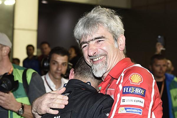 MotoGP Ultime notizie Ducati, Dall'Igna: