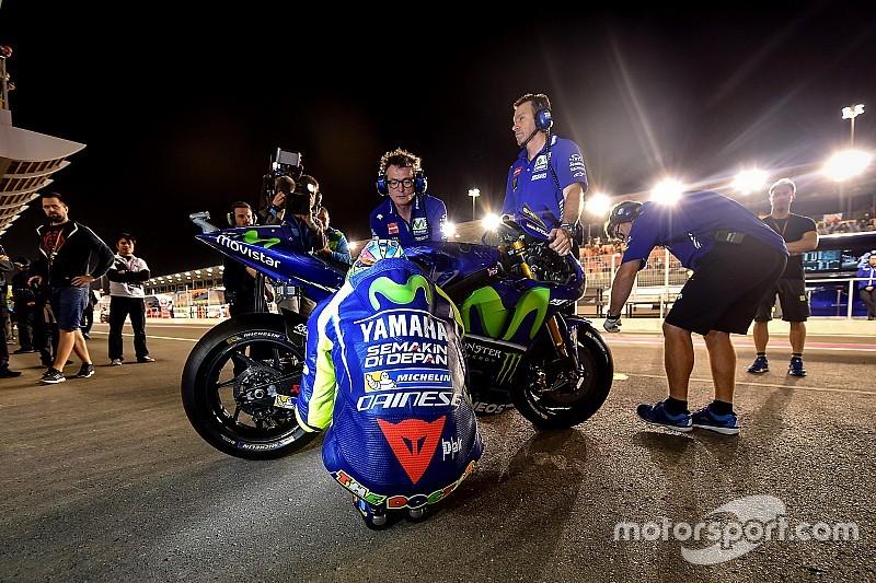 """Jorge Lorenzo: """"Man sieht nicht viele 38-Jährige, die so schnell sind wie Rossi"""""""