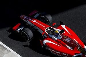 فورمولا 2 تقرير التجارب التأهيليّة فورمولا 2: لوكلير ينطلق أوّلًا في السباق الرئيسي في خيريز