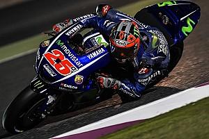 MotoGP Réactions Pour Viñales, seuls les week-ends de course comptent