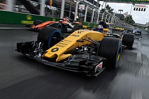 Симрейсинг Самое интересное Почувствуй боль Фернандо. Рецензия на F1 2017