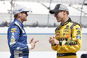 NASCAR Cup Breaking news Kenseth doesn't feel No. 88 will be an