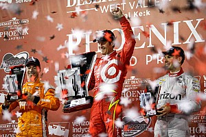 """IndyCar Breaking news Dixon advises Power and Pagenaud to """"go for it"""" at Sonoma"""