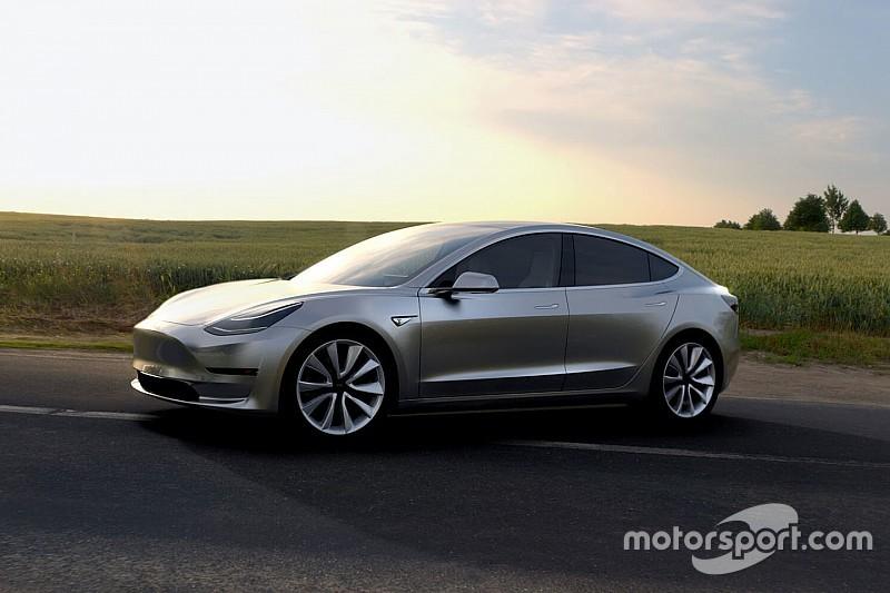 Tesla investeert 1,25 miljard euro om deadline Model 3 te halen