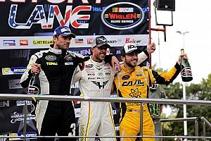 NASCAR Euro Rennbericht Euro-NASCAR-Finale in Zolder: Kumpen und Longin holen sich die Titel