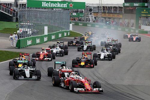 Formula 1 teams warned against 'preloaded' start trick