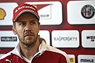 Vettel on Whiting comments: