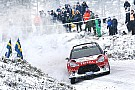 Abu Dhabi Total WRT enjoys a final flourish at Rally Sweden