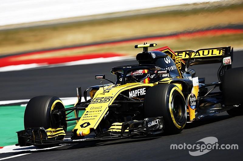 Renault advierte que debe tener alternativas a Sainz