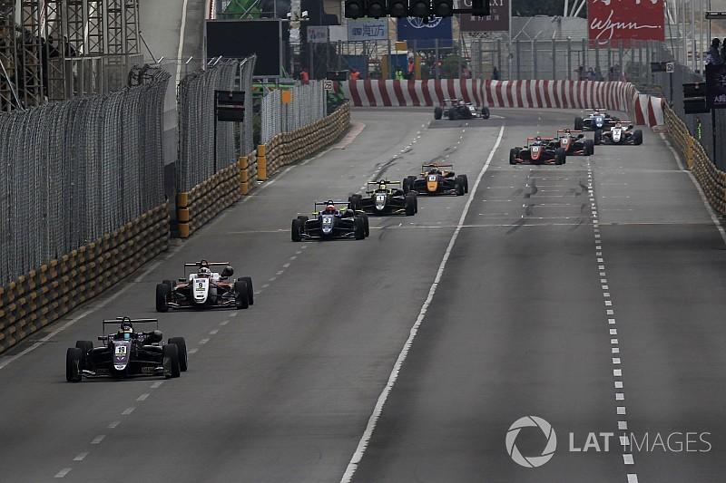 Ärger über Yokohama-Reifen beim Formel-3-Weltcup Macao