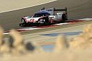 WEC WEC Bahrein: Porsche aan kop in laatste training