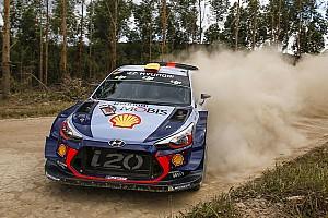 WRC Tappa Hyundai domina la Tappa 1 del Rally d'Australia con Mikkelsen e Neuville
