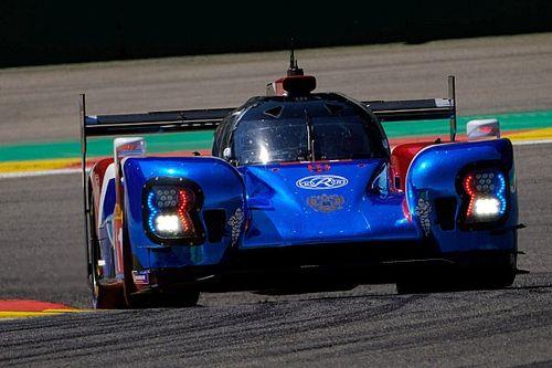 Video: So lernte der SMP-BR1-Dallara in Spa das Fliegen