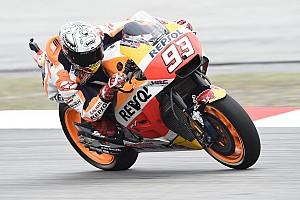 MotoGP Репортаж з практики Гран Прі Малайзії: Маркес виграв четверту практику