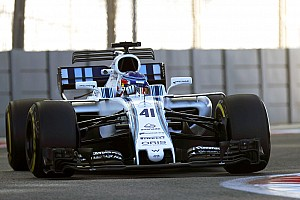 Williams announces Sirotkin as Stroll's teammate