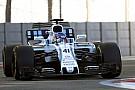 El dinero de Sirotkin irá al desarrollo de Williams