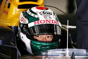 FIA F2 Breaking news Fukuzumi set to prioritise F2 over Super Formula