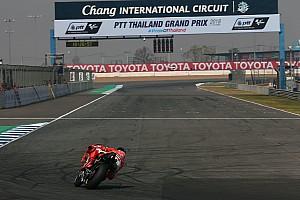 MotoGP News MotoGP-Strecke Buriram: Lorenzo äußert Sicherheitsbedenken